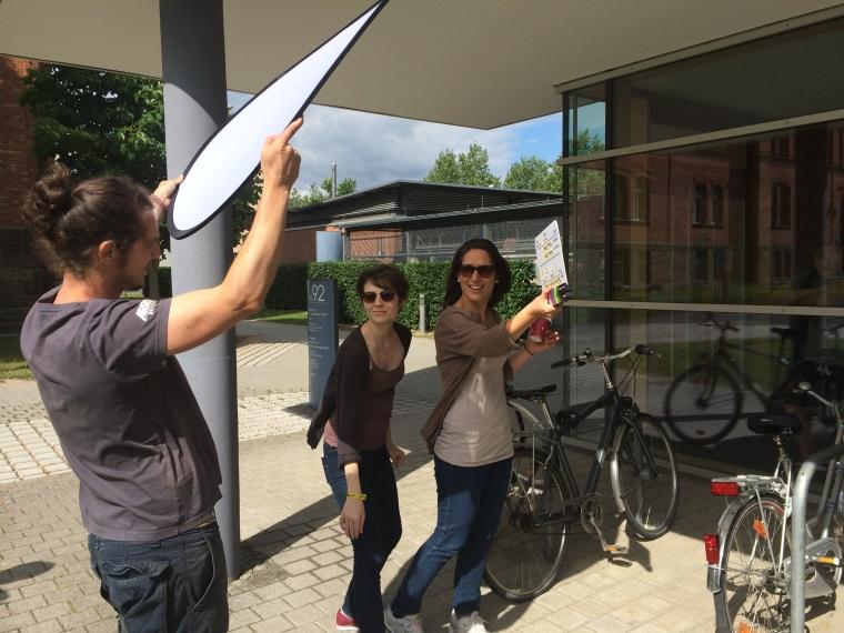 Studium: Multimedia und Kommikation, Hochschule Ansbach