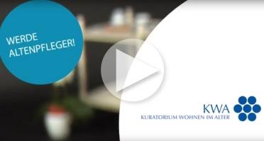 """Werbespot """"Altenpfleger"""" - Multimedia und Kommunikation"""