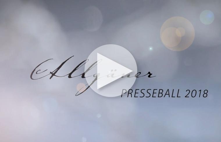 Sndersendung allgäu.tv: Allgäuer Presseball
