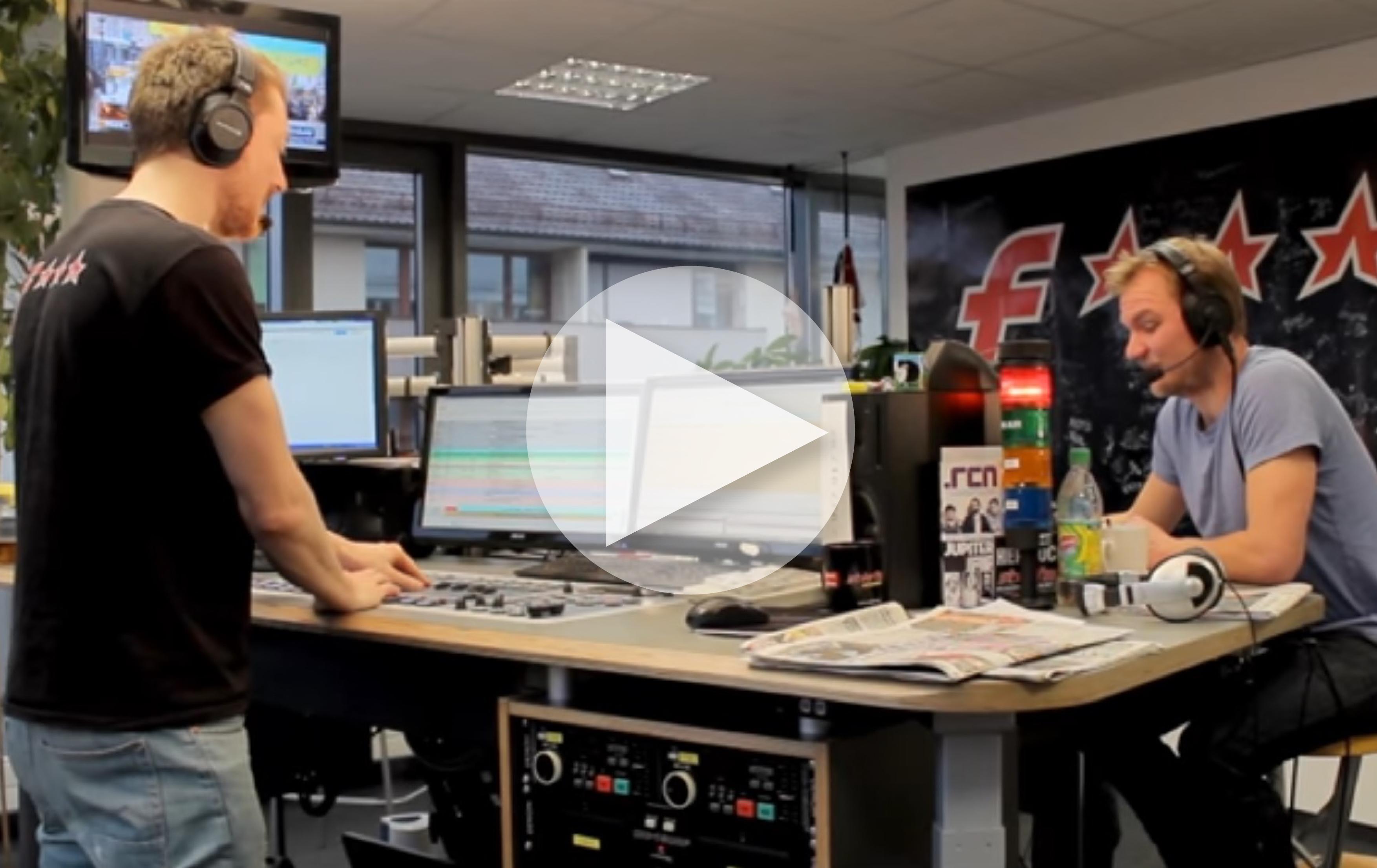 "Imageclip ""StarFM Nürnberg"" - Multimedia und Kommunikation"