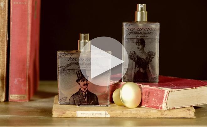 "MeLOCO: Werbespot Perfum ""Her & His Aroma"""